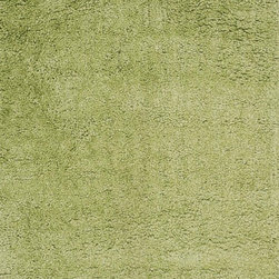 "Loloi Rugs - Loloi Rugs Hera Shag Collection - Green, 5'-0"" x 7'-6"" - The Hera Shag Collection offers a fun, innovative take on the classic shag rug. Its interesting strand-like texture and striking colors are the perfect update to the shag category. Customers can choose from a selection of mixed tonal shades from warm to cool."