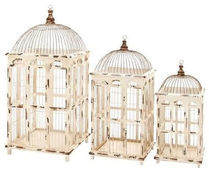 Rustic Birdhouses by AMB FURNITURE & DESIGN