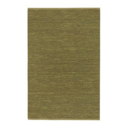 "Surya - Continental COT1940 Hand Woven Jute Rug in Sage (3' 6"" x 5' 6"") - Choose Size: 3 ft. 6 in. x 5 ft. 6 in.. Warm and welcoming with a soft sage green finish, this hand woven rug is made in India of natural jute fibers, making it an environmentally friendly selection for your home's decor. The rug has a textured design that will bring an earthy look to your interior design, and is available in your choice of sizes. Hand Woven. Made in India. Made from 100% Natural Jute"