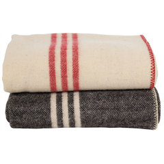 modern throws by ABC Carpet & Home