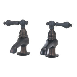 World Imports - World Imports Elizabethan Classic Faucet - World Imports ECBF01ORB Elizabethan Classic Oil Rubbed Bronze Faucet