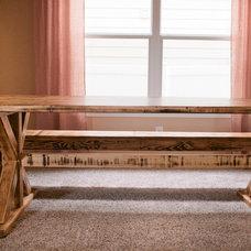 Rustic  by Rustic Oar Furniture Company