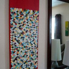 Paint chip DIYs