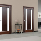 """Stella"" living room interior doors. - $395 including door frame, handles and hinges. Shipping is separate."