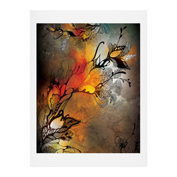 DENY Designs - DENY Designs Iveta Abolina Before The Storm Art Print - Finally an affordable wall art option! Order one statement print or live on the edge and dream up an entire gallery wall. And whether you frame it or hang it as-is, your walls will be big on inspiration while being kind on your pocketbook.