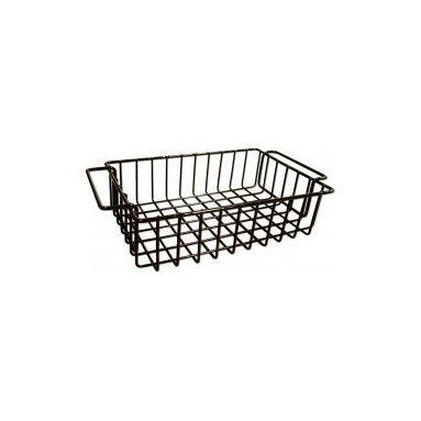 "11"" X 7.5"" Rinsing Basket In Stainless Steel - This rinsing basket will fit a variety of Native Trails sinks: Cocina Chica, Cocina Duet and the Farmhouse Duet depending on the installation reveal."