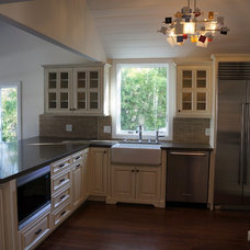 Traditional Kitchen Cabinets by Sainz Cabinets