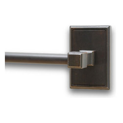 "Residential Essentials - Venetian Bronze Hamilton 24"" Towel Bar(RE2524VB) - Venetian Bronze Hamilton 24"" Towel Bar"