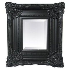 contemporary mirrors by The Cross Decor & Design