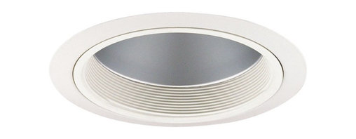 "Juno Lighting - Juno 230 6"" A-Lamp Reflector with Baffle Trim, 230cw-Wh - 6"" A-Lamp Reflector with Baffle Trim for use with select Juno housings."