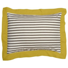 Modern Bed Pillows And Pillowcases by Layla Grayce