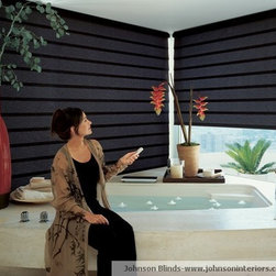 Motorised Blinds - Johnson