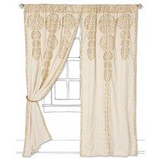 Mediterranean Curtains by Anthropologie