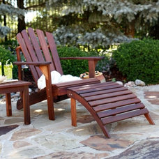 Contemporary Outdoor Chairs by Hayneedle