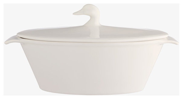 Traditional Serving And Salad Bowls by Habitat