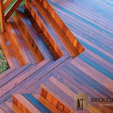 Tropical Outdoor Fabric by Deck Curitiba - Zig Marcenaria