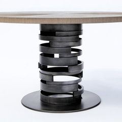 contemporary dining tables by Sara Wise Design