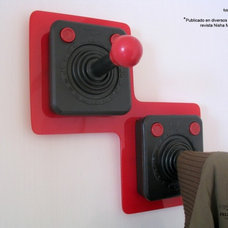 Eclectic Wall Hooks by Amy Jesaitis