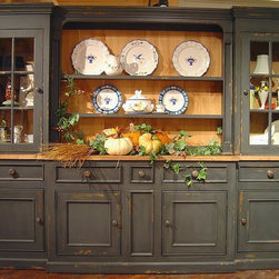 Traditional China Cabinets & Hutches: Find Curio Cabinets ...