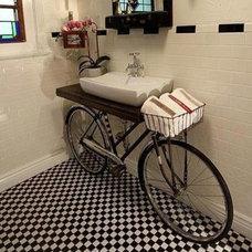Bathroom Sinks by Marie Grabo Designs