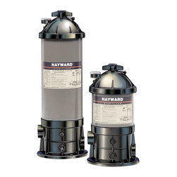 Star-Clear - Hayward Star-Clear™ cartridge filters provide crystal clear water and have extra cleaning capacity to accommodate pools and spas of all types and sizes. For replacement or new pool installations, Star-Clear sets the standard of excellence and value.