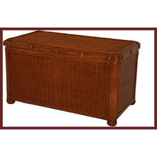 Traditional Storage Boxes by Wicker Paradise