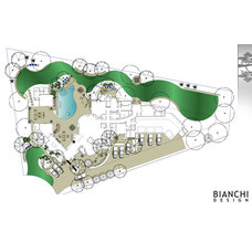 Site And Landscape Plan by Bianchi Design