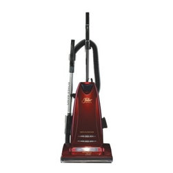 Fuller Brush Vacuums Mighty Maid Upright Vacuum with Power Wand - The Fuller Brush Vacuums Mighty Maid Upright Vacuum with Power Wand is like having an on-call, 24/7 maid service for allergy sufferers, with a high-performance 12-amp motor and HEPA filtration system that keep air and carpets clean and free of pollen, dust mites, dander, and more. Designed for a more convenient, time-saving vacuuming experience, this upright vacuum is equipped with a power wand that extends more than 2 feet, and an extra-long power cord that minimizes pesky outlet changes.About TaconyBased in St. Louis, Missouri, Tacony was founded in 1946 by Nick Tacony as a small business selling sewing machines from his basement. Today, the family-owned and -operated company employs over 650 people worldwide, who are faithfully fulfilling its tradition of integrity, excellence, and quality in a wide variety of household categories. Tacony's many brands are dedicated to providing the highest-quality products in sewing, home floor care, commercial floor care, and ceiling fans and lighting, and they include such household names as the Fuller Brush Company, Regency ceiling fans, Nancy's Notions, and more. Recognized and awarded for its commitment to American-made products, Tacony manufactures vacuum cleaners and commercial cleaning products in facilities in Texas, Missouri, and Illinois.