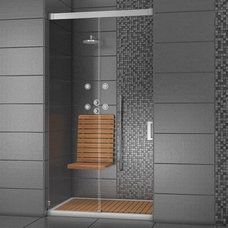 Exposé 4836 A Glass enclosures or Alcove shower - MAAX Collection