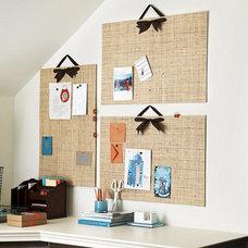Contemporary Bulletin Board by Ballard Designs