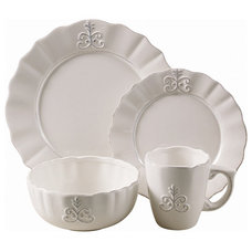 Traditional Dinnerware Sets by Jay Import