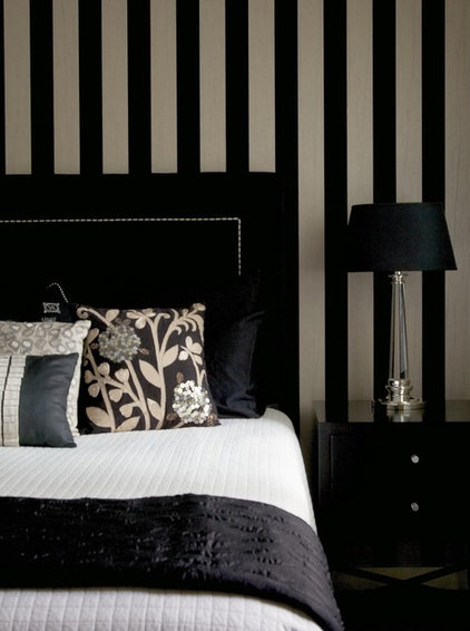 Contemporary Bedroom by Cohesive By Design
