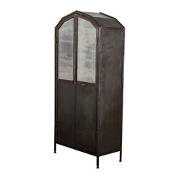 Metal Wardrobe - Product Features: