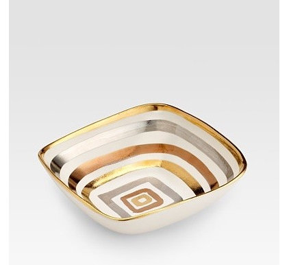 contemporary serveware by Saks Fifth Avenue