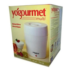 Yogourmet - Yogourmet 2 Qt. Elecenteric Yogurt Maker - 1 Unit - Yogourmet 2 Qt. Electric Yogurt Maker Description: