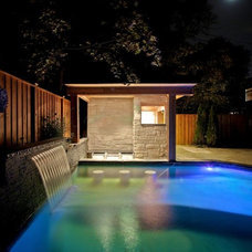 Contemporary Hot Tub And Pool Supplies by Majestic Pools and Spas