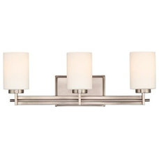Quoizel Taylor 3-Light Bath Fixture - 21W in.