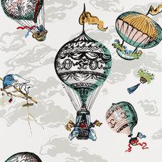 Modern Wallpaper by F. Schumacher & Co.