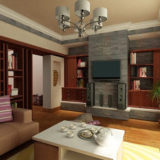 Traditional Rendering by Decorista