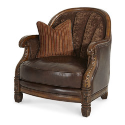 Windsor Court Barrel Chair