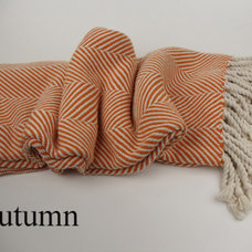 Traditional Throws by Fine Linen & Bath