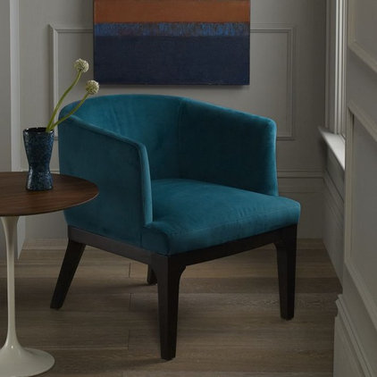 Contemporary Living Room Chairs by West Elm