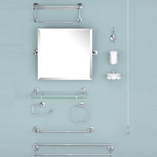 Towel Bars And Hooks by John Lewis