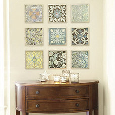 Transitional Artwork by Ballard Designs