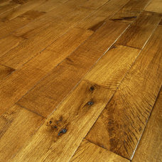 traditional wood flooring by Allegheny Mountain Hardwood Flooring