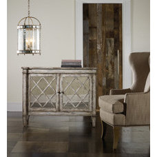 Eclectic Side Tables And End Tables by McEntire Design Group