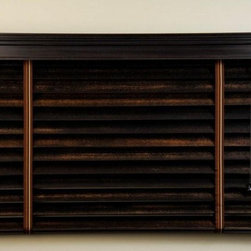 Shop Rustic Window Blinds Amp Shades On Houzz
