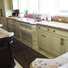 Traditional  by OLD WORLD FINISHING INC.