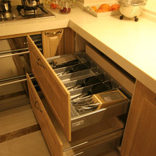 Contemporary Cabinet And Drawer Organizers by Affordable Home Products