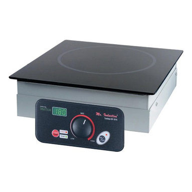 Sunpentown - 1800W Commercial Induction, Built-In - Customize your food service facility and revolutionize your food preparation with the most advanced commercial induction equipment available. Ideal for demonstration cooking, suite service, catering and buffets.